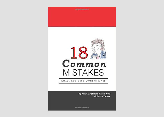 18 Common Mistakes Cover