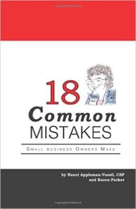 Raleigh SCORE 18 Common Mistakes Small Business Owners Make