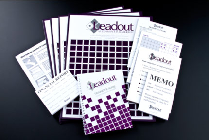 Leadout Marketing Materials