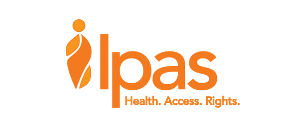Ipass Logo - Orange sans-serif type with orange person icon to left